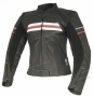 BLOUSON CUIR RACING LADY AMM 2106