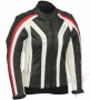 BLOUSON CUIR RACING LADY AMM 2108