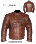 FASHION LEATHER JACKET JK 079