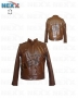 FASHION LEATHER JACKET NX 1126 JK