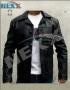 HITMAN CODENAME 47 BLACK LEATHER JACKET NX 1115 JK