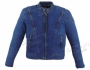 JACKET DENIM BIKER 8701